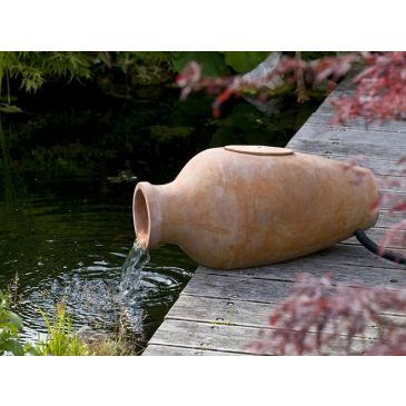 Waterornament Amphora