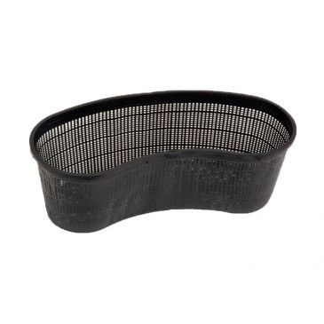 Plant basket plastic ovaal