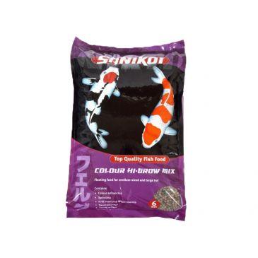 SaniKoi colour hi-grow mix 6mm. 10.000 ml.