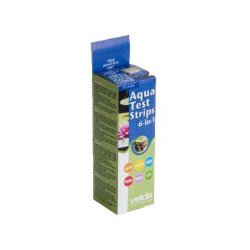 Velda aqua test strips 6 in 1