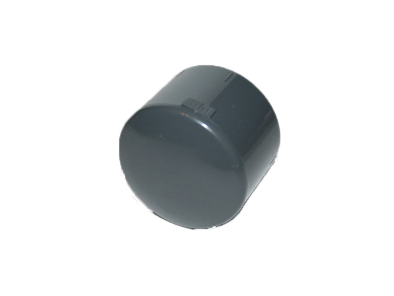 Druk PVC eindkap