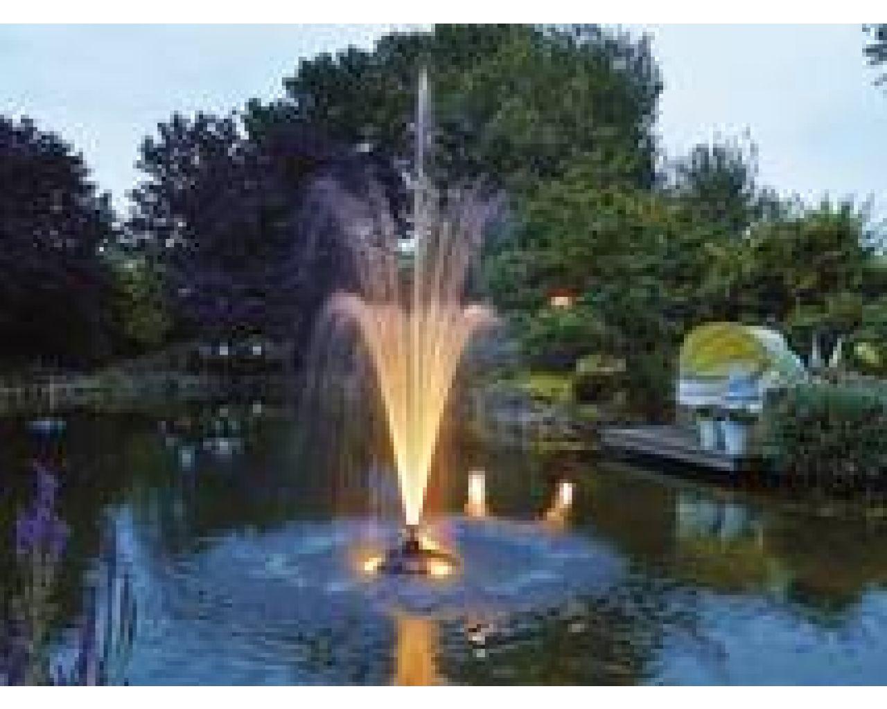 Oase led-verlichting wit voor drijvende fonteinen onliine kopen
