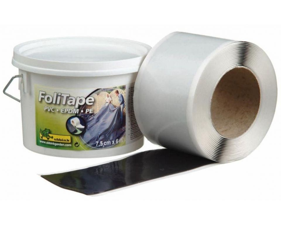 Ubbink FoliTape Universal - L 600 x B 7,5 cm Vijver Tape