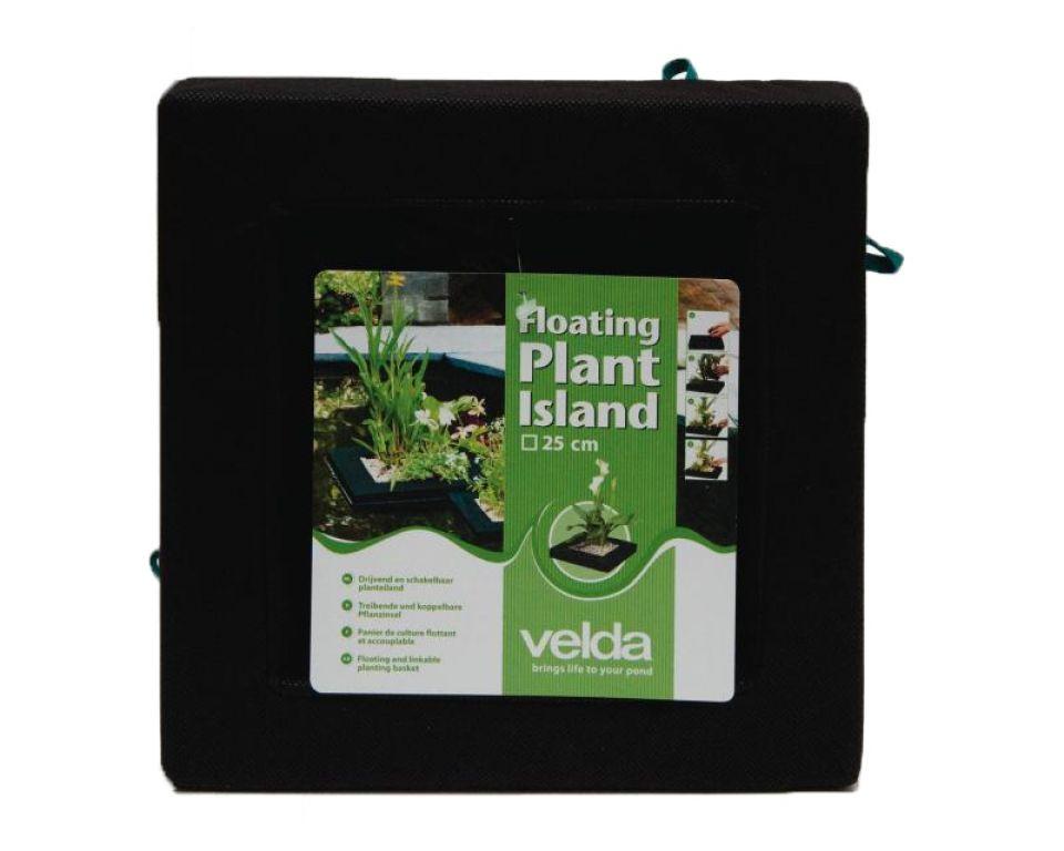 Velda floating plant island 25x25cm.