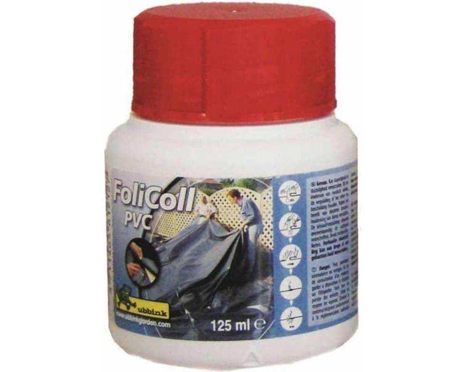 Ubbink FoliColl PVC - 125 ml voor ca. 5 m2 - Folielijm