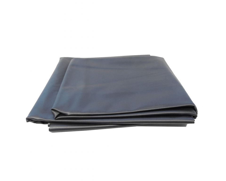 Vijverfolie PVC voorverpakt 8x10m. dikte 0,5mm.