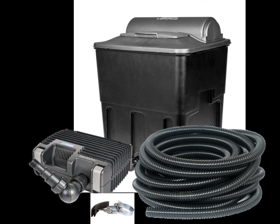 Hozelock Ecopower Plus 20.000 filterset