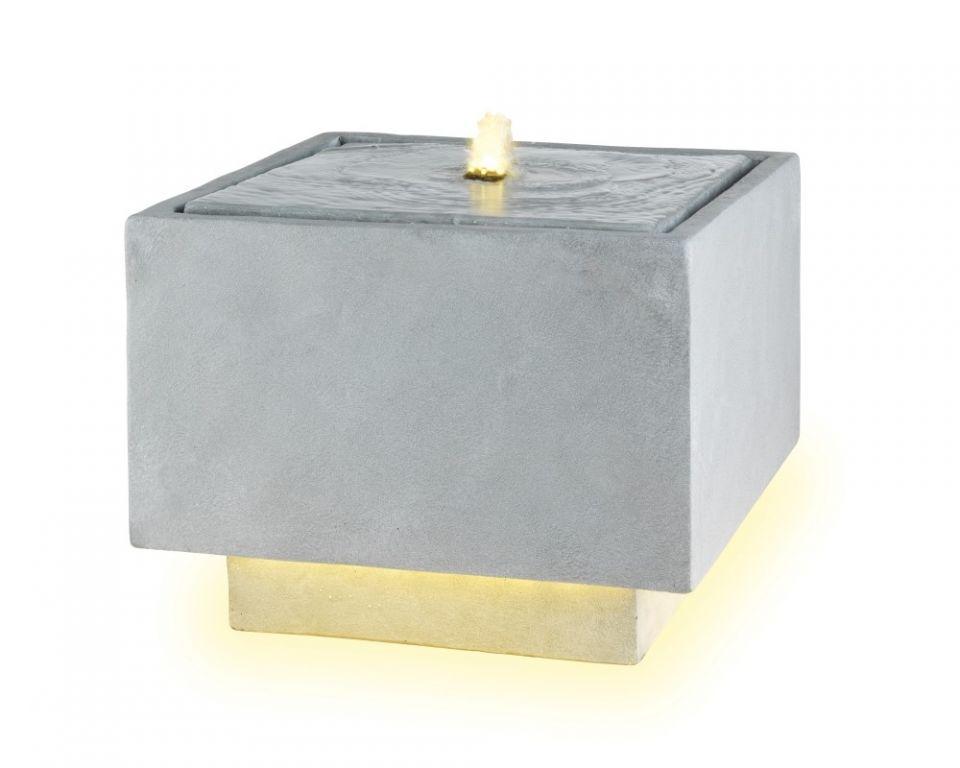 Waterornament Gouden Vierkant