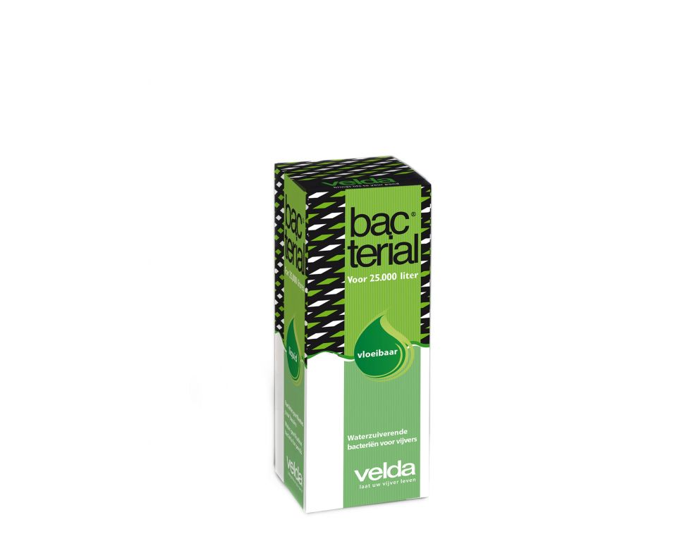 Velda Bacterial Liquid 250 ml.