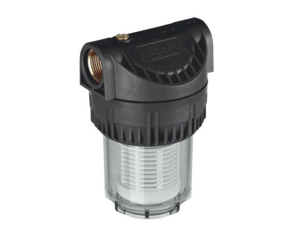 """Oase Filter kort 1"""" - voorfilter voor tuinpompen"""