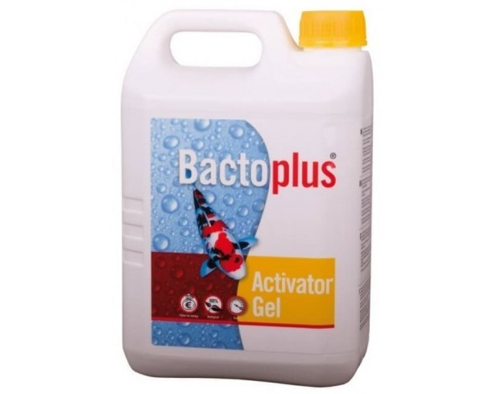 Bactoplus Activator Gel 2.500 ml