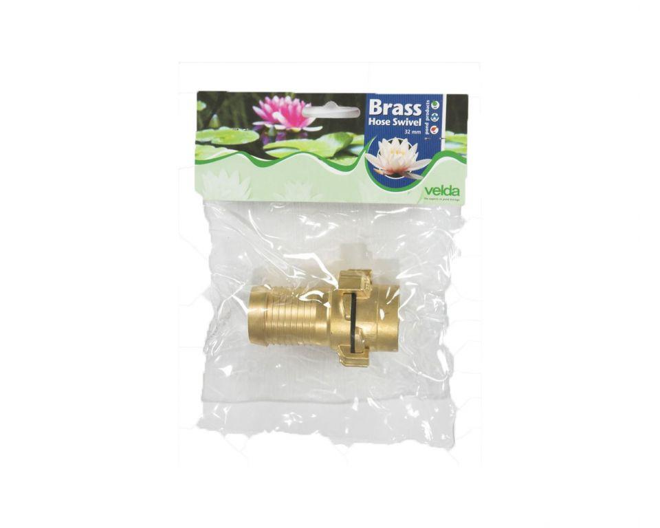 Brass Hose Swivel voor Clear Control