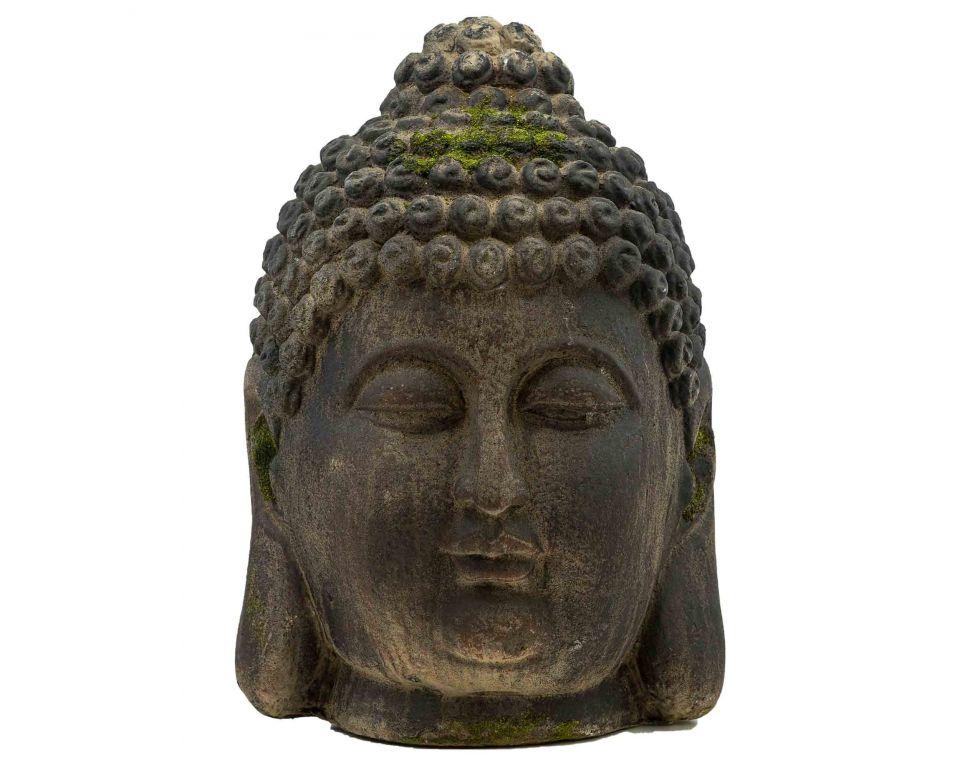 Boeddha beeld Hoofd