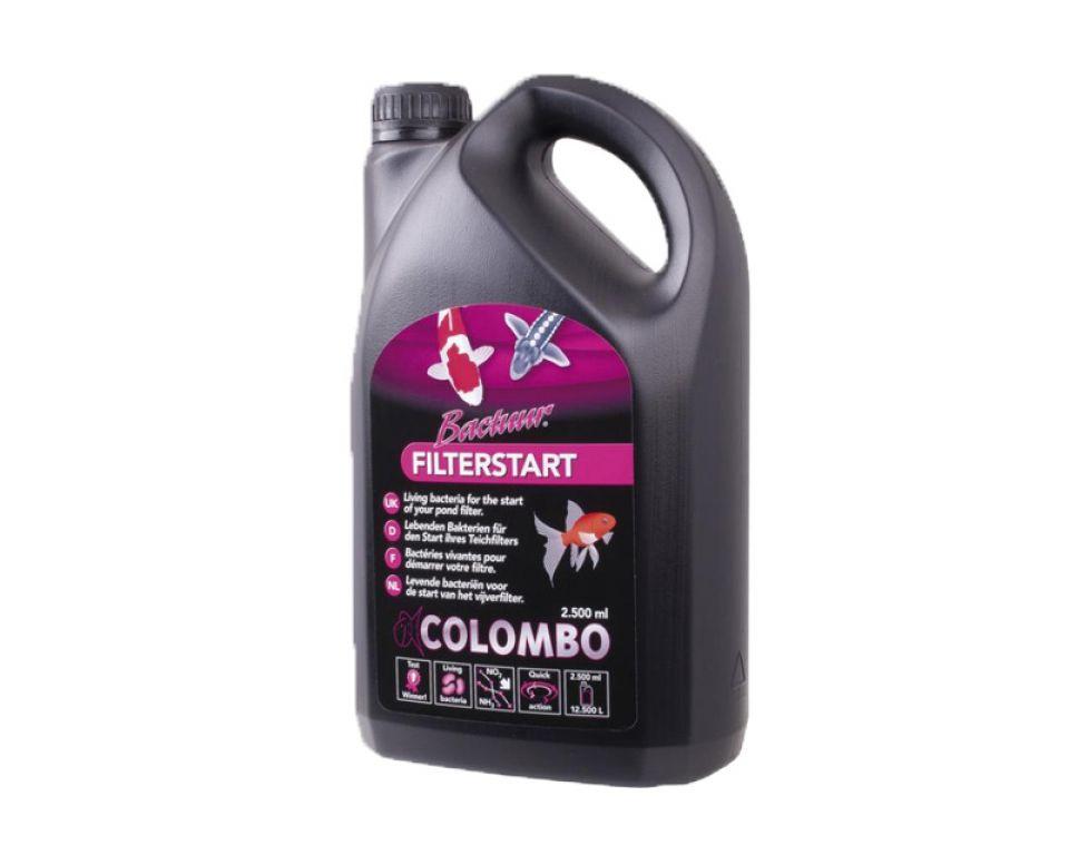 Colombo bactuur filter start 2.500ml.