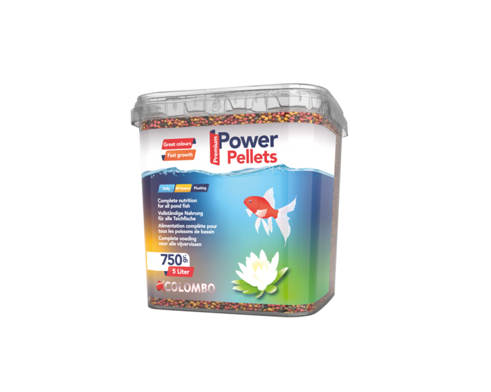 Colombo power pellet 10000ml.