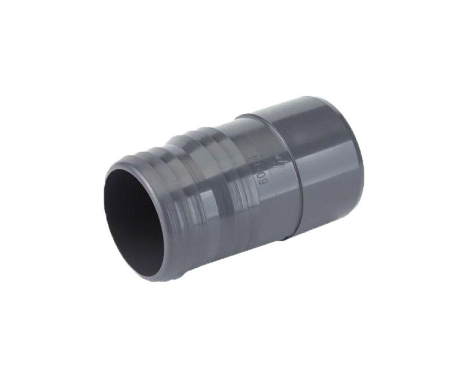 Druk PVC slangpilaar 32mm.