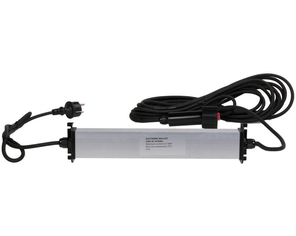 Elektrisch gedeelte UV-C Budget 40W (nieuw)