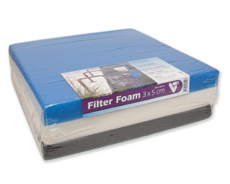 Filter Foam set 50x50x2