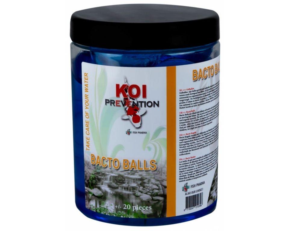 Koi Prevention Bacto Balls 1 L