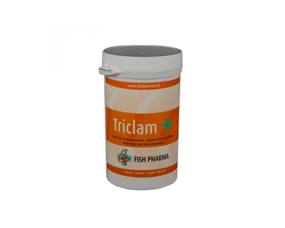 Fish Pharma Triclam PLUS 100 gr