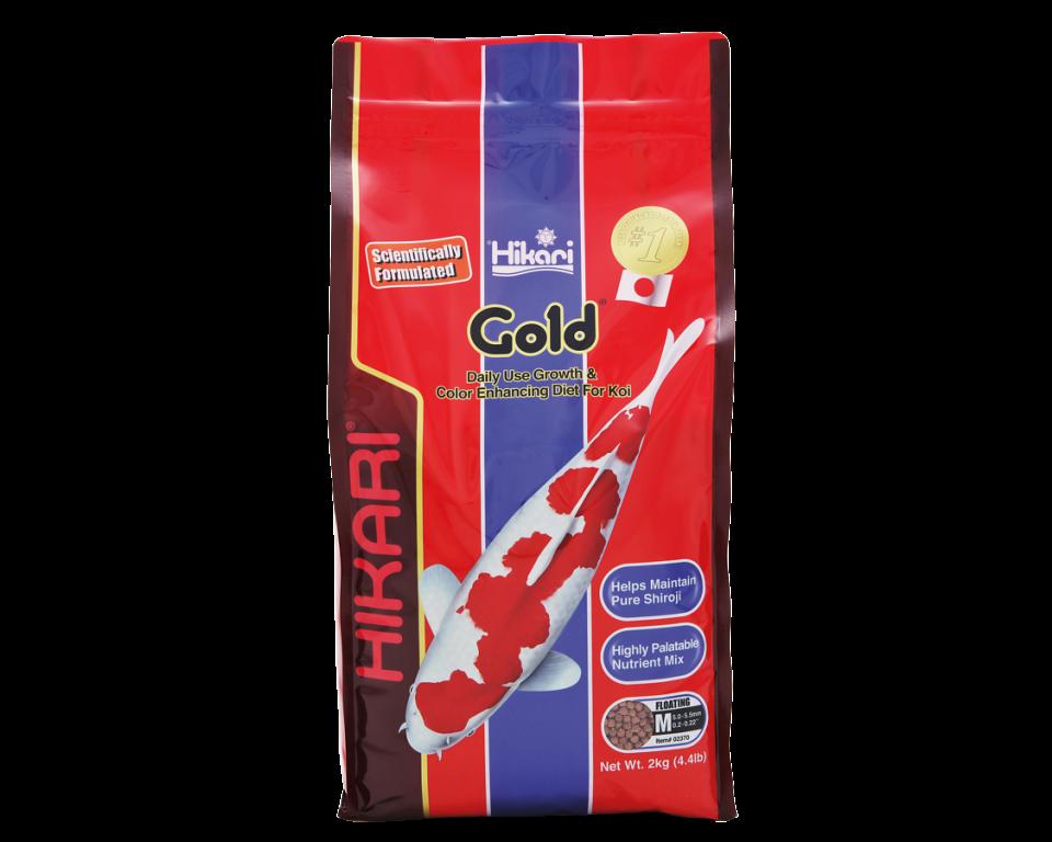 Hikari gold medium 2 kilo