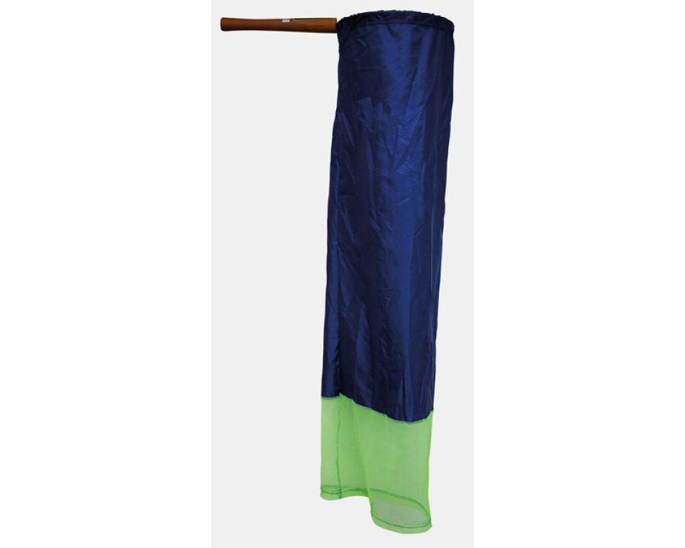 Japanse koisok tranport ø 30cm. lang 120cm.