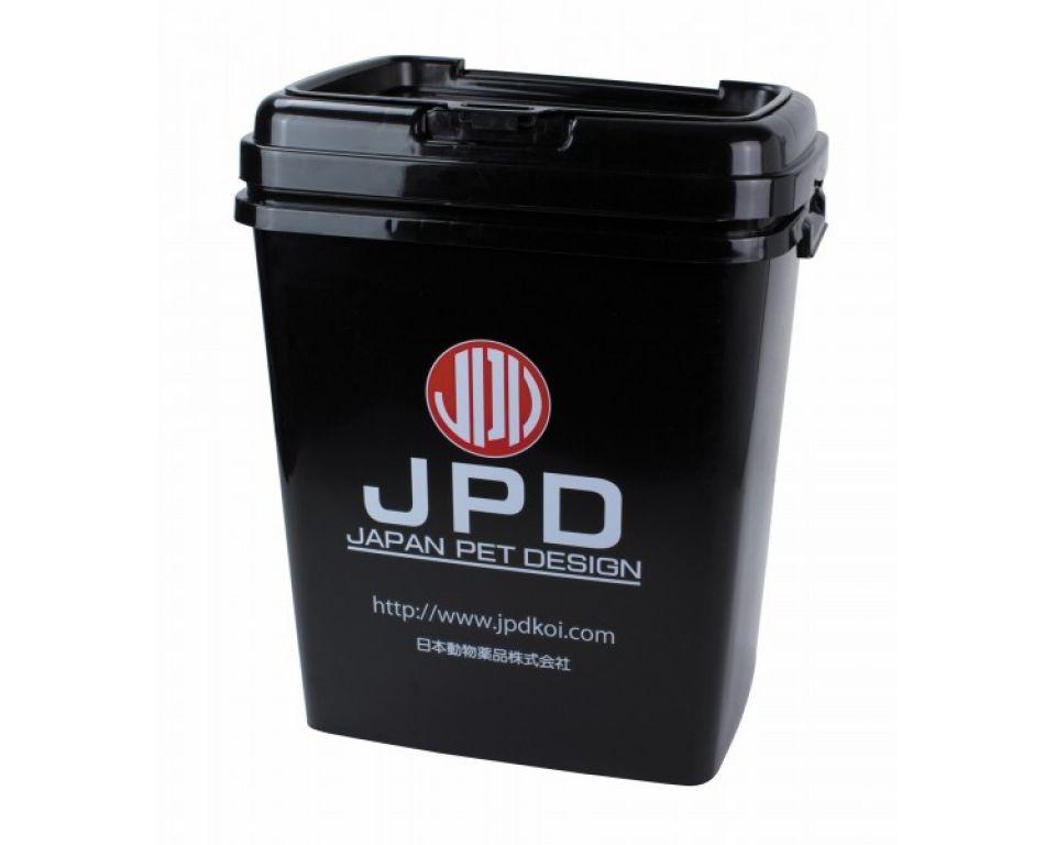 JPD Food Stocker Zwart   Koivoer Opslag