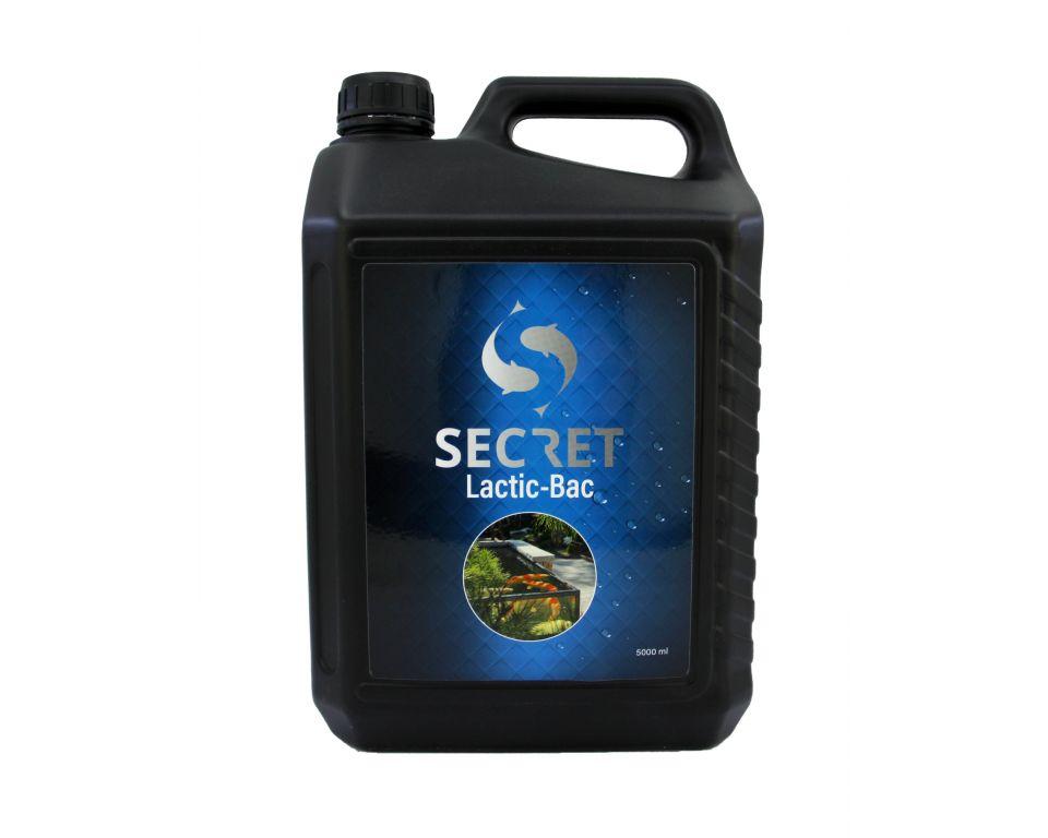 Secret Lactic-Bac 5000ml.