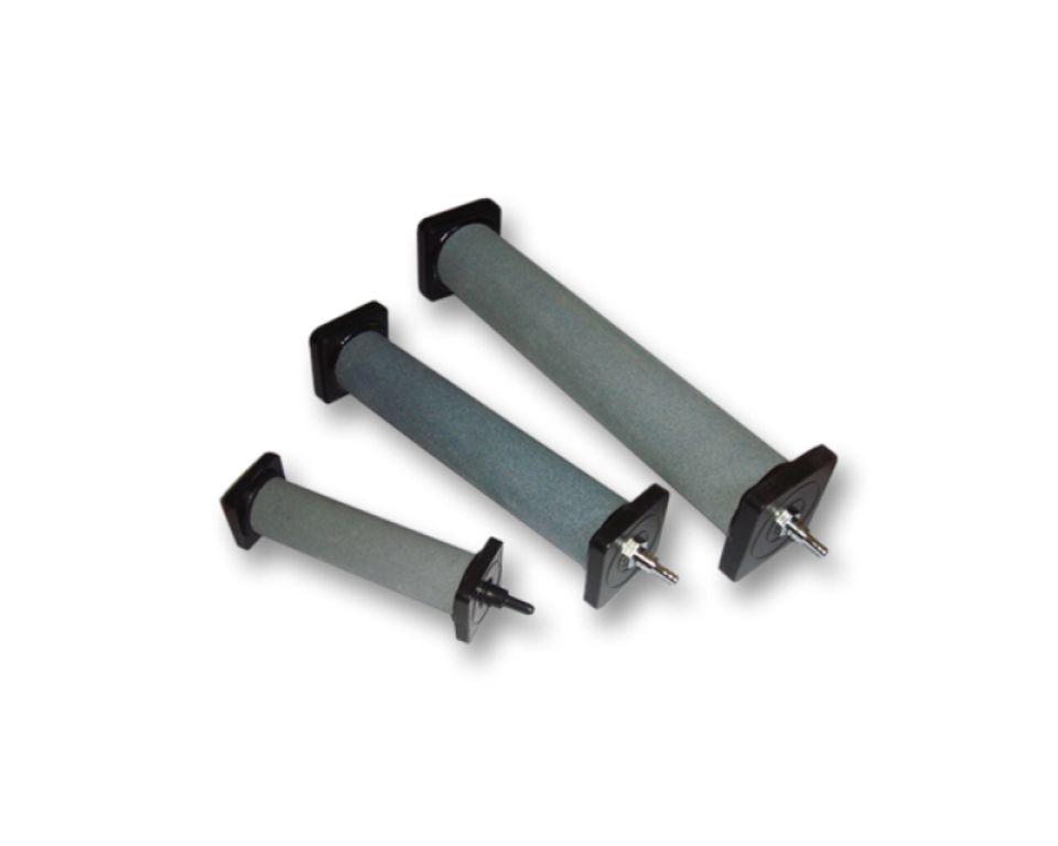 Luchtsteen cilinder 13cm. hi-oxigen