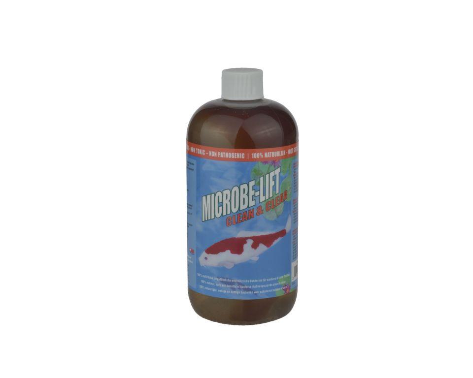 Microbe-lift clean & clear 500ml.