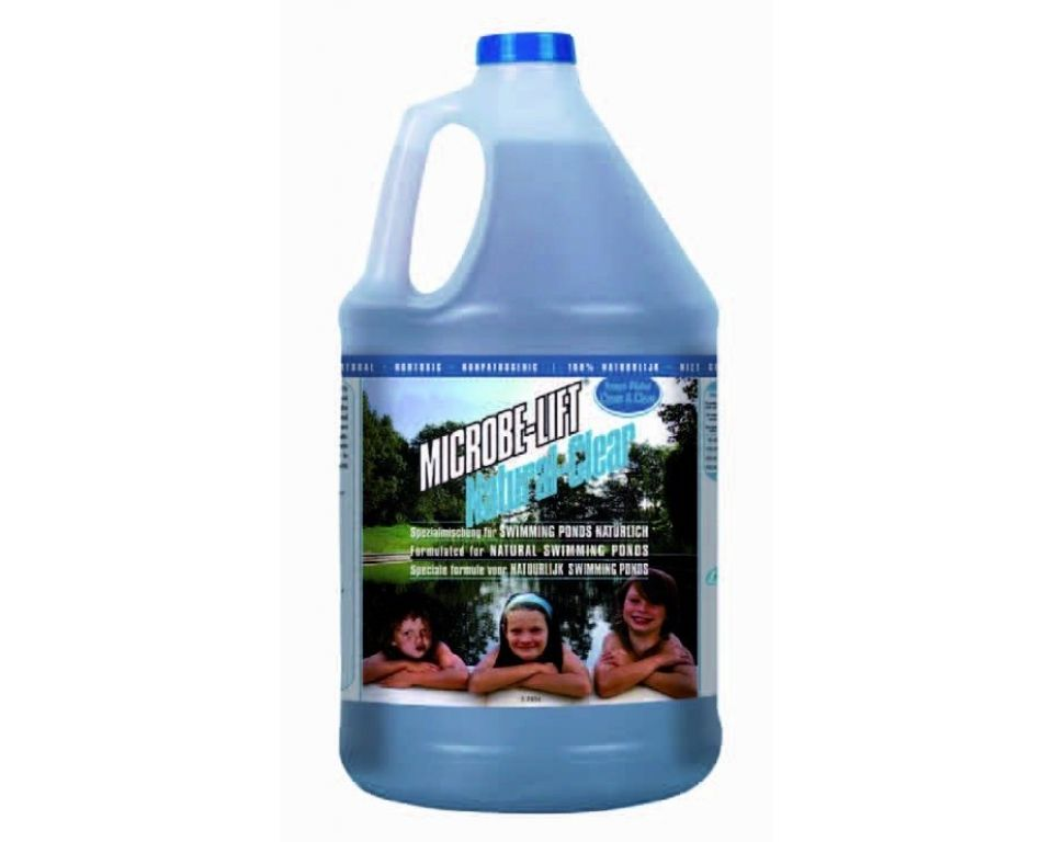 Microbe-lift Natural Clear 4 liter