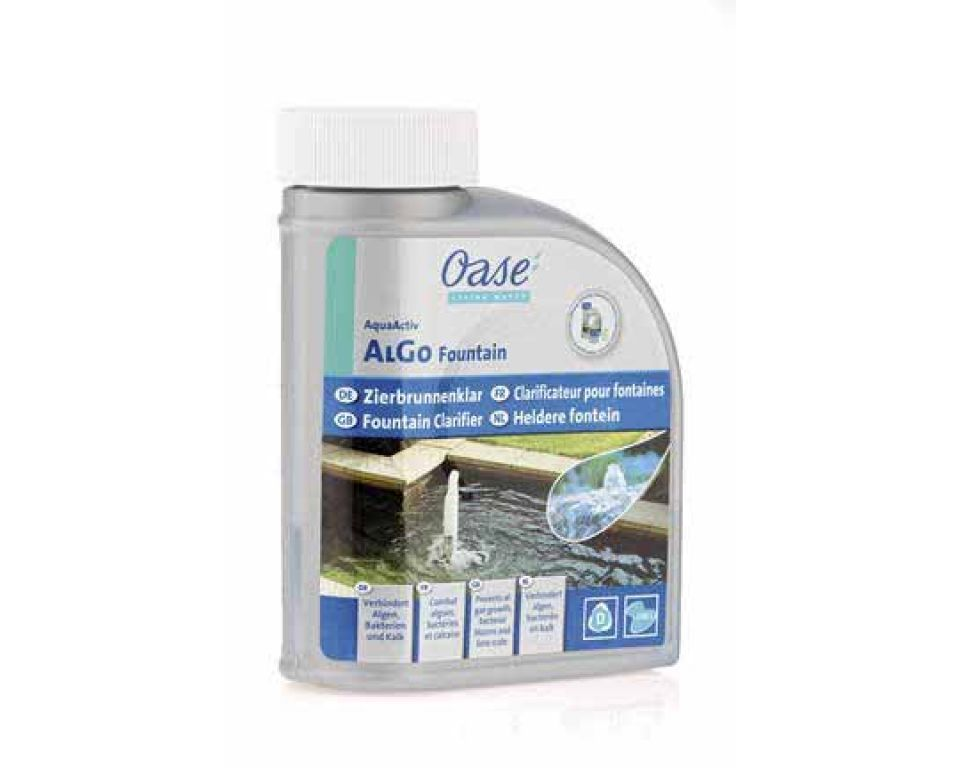 Oase algo fountain 500ml.