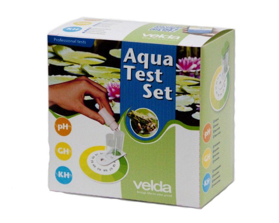 Velda aqua testset ph-gh-kh