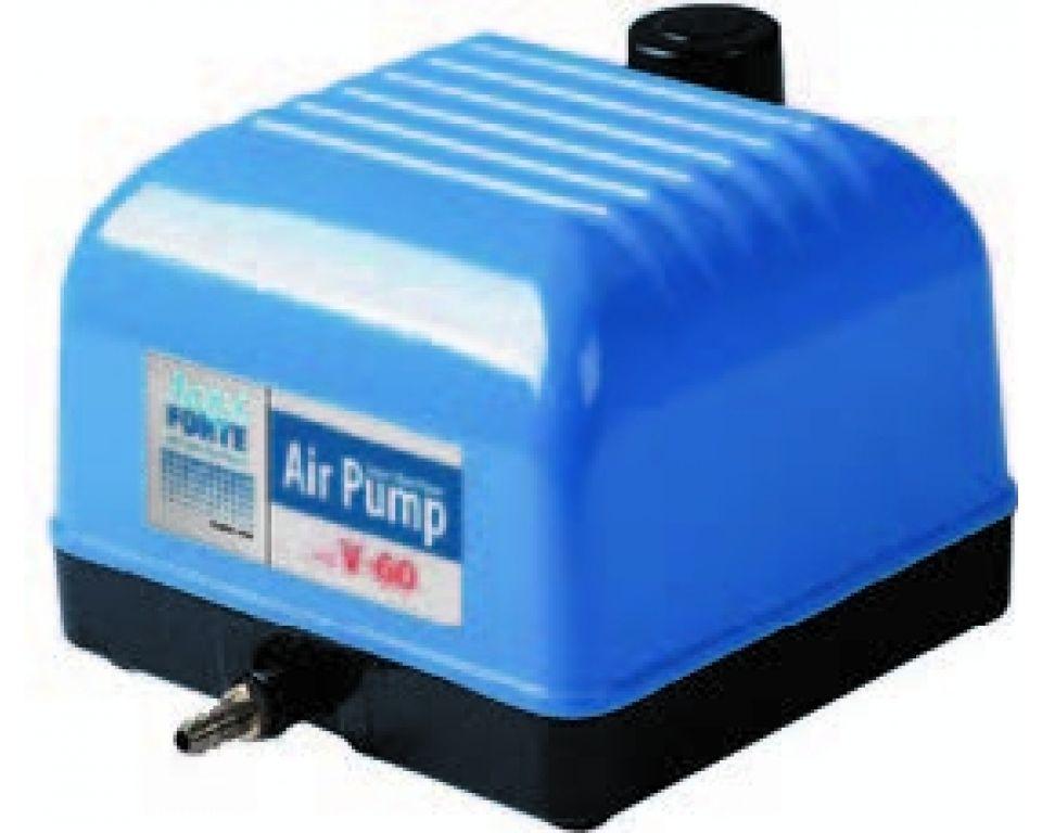 Aquaforte hi-flow luchtpomp v-60