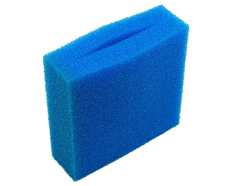 Vervangmousse blauw BioTec 5 / 10 / 30
