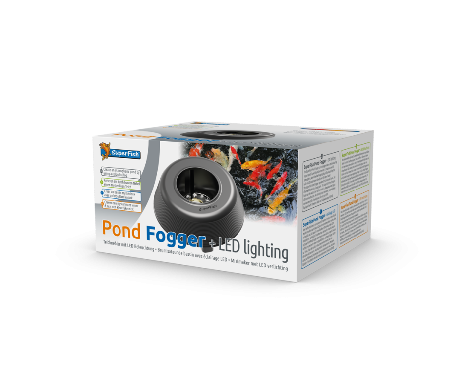 Superfish Pond Fogger Mistmaker (