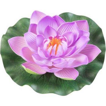 Velda Drijvende Vijverplant Lotus Roze 17 cm
