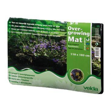 Velda overgrowing mat