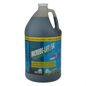 Microbe-Lift Sludge Away (SLIB opruiming) 4 liter