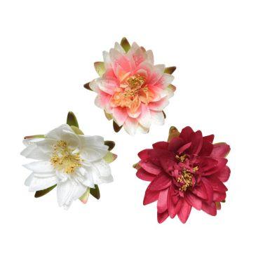 Drijvende Bloem Lotus Set van 3 Stuks