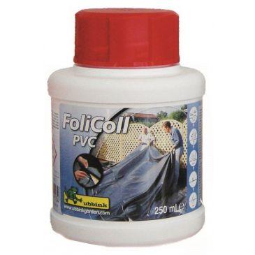 Ubbink FoliColl PVC - 250 ml voor ca. 10 m2 - Folielijm