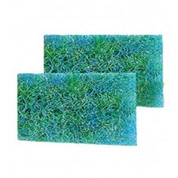Blauwe japanse filtermat