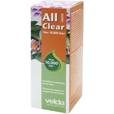 Velda All Clear Liquid 500 ml | Algenbestrijding