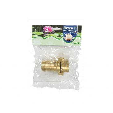 Brass Hose Swivel voor Clear Control