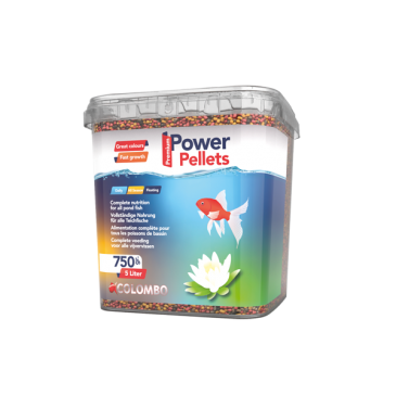 Colombo power pellet 5000ml.