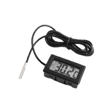 Digitale thermometer met meetsonde