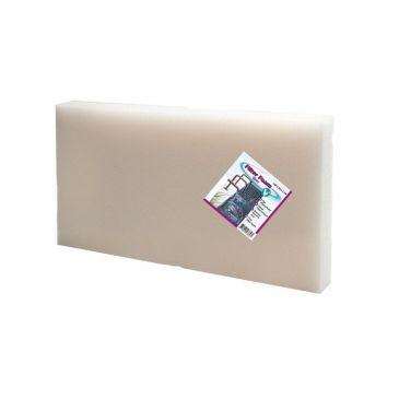 Filter foam white 100x50x2cm.