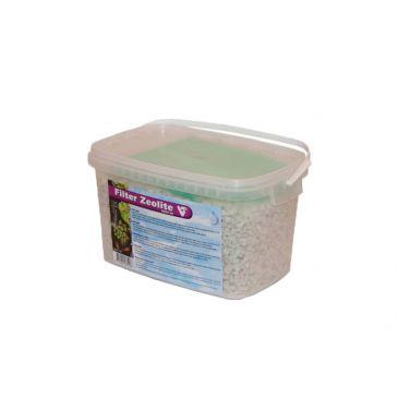 Filter zeolite