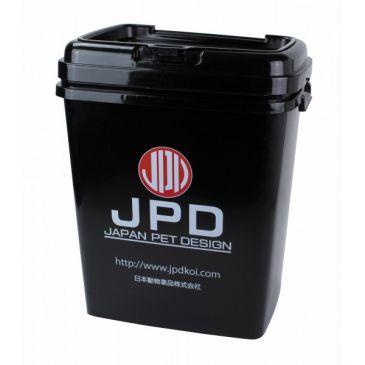 JPD Food Stocker Zwart | Koivoer Opslag