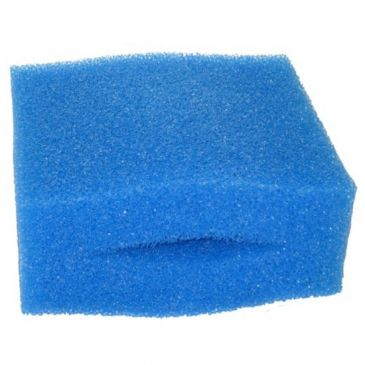Vervangmousse blauw BioSmart